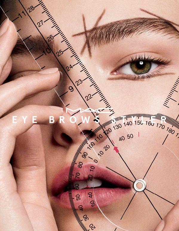 MAC Cosmetisc prezentuje nowości do makijażu brwi - będą hitem? (FOTO)