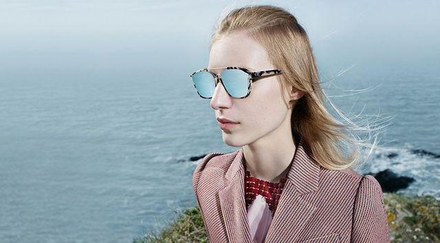 Wszyscy oszaleli na punkcie nowej kolekcji okularów Diora!