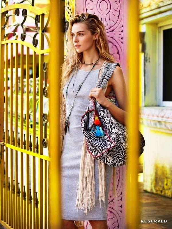 Zobaczcie najnowszy lookbook Reserved - Street Fashion (FOTO)