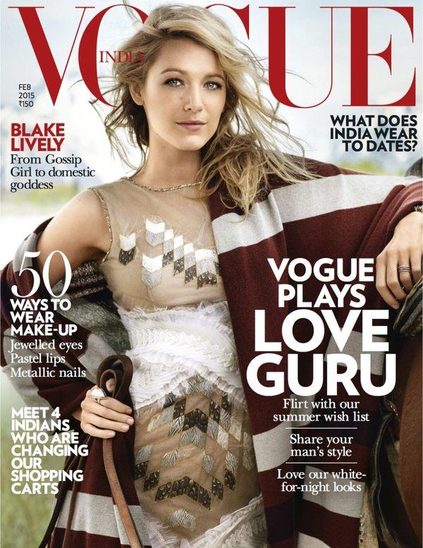 Najlepsze okładki Vogue z 2015 roku