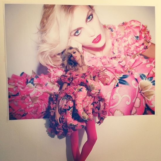Najlepsze zdjęcia modelek umieszczane na Instagramie - połowa lutego