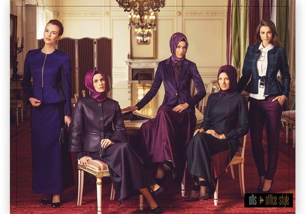 Czy kobieta w hijabie może być modna?