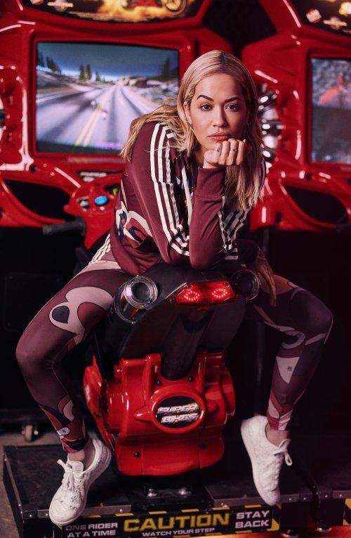 Kolejna odsłona kolekcji Rita Ora x Adidas (FOTO)