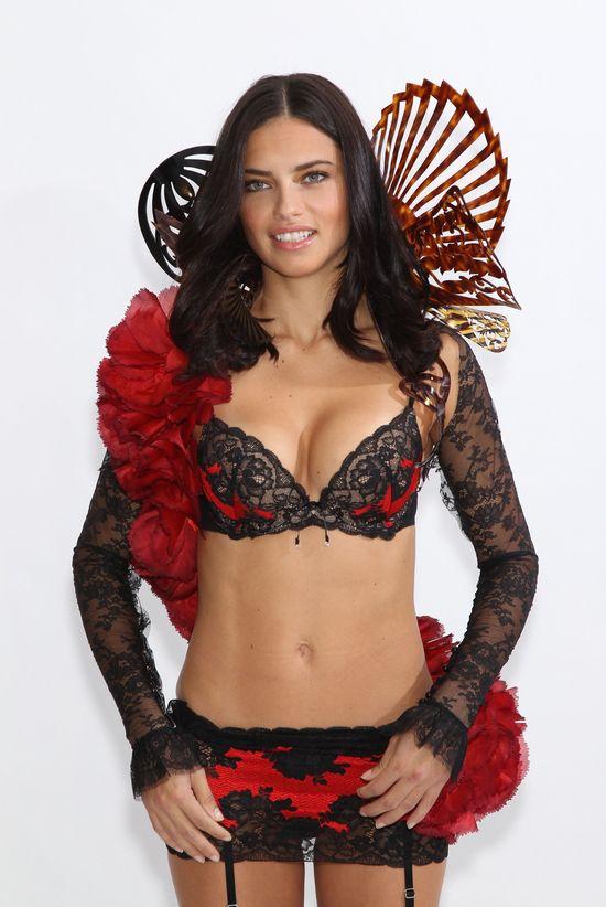 Aniołki Victoria's Secret 2013