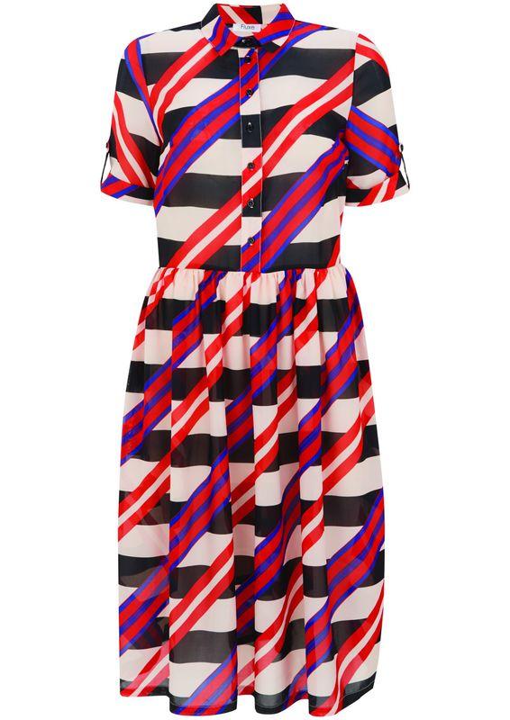 Sukienki z świątecznej kolekcji marki Topshop