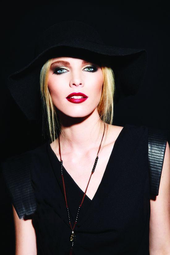 Jesienna kolekcja i look makijażowy Smashbox Cosmetics