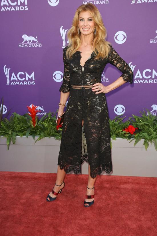 Kreacje gwiazd na gali Academy of Country Music