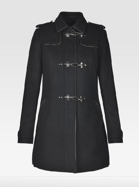 Jessica ALba w płaszczu Fay Montgomery (FOTO)