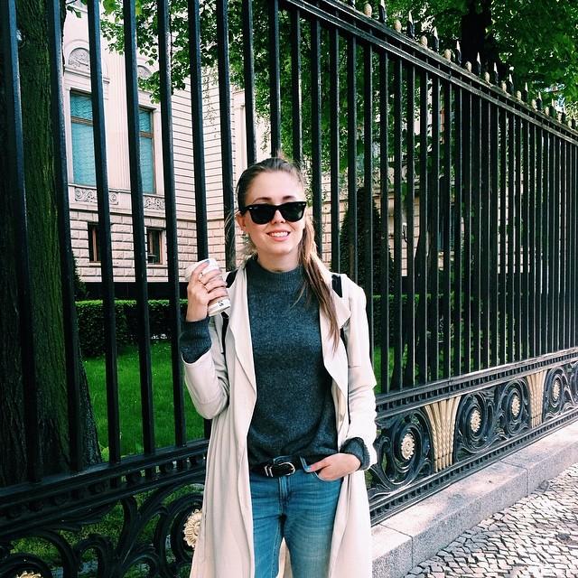 Blogerki modowe na swoich instagramowych profilach (cz. 17)