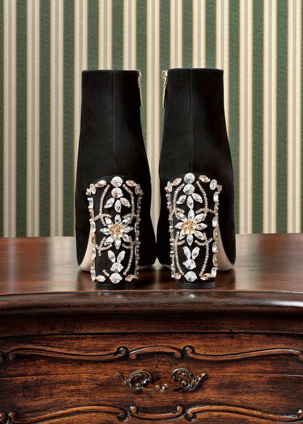 Przepiękne dodatki od Dolce&Gabbana na zimę 2016