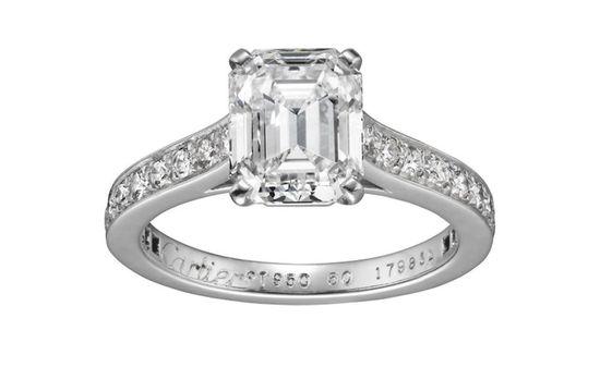 Wymarzone pierścionki zaręczynowe w stylu gwiazd