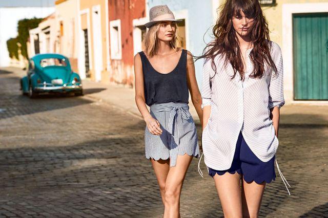 H&M Miejskie Lato - Młodzieżowo i wyjątkowo stylowo w kolekcji na lato 2017