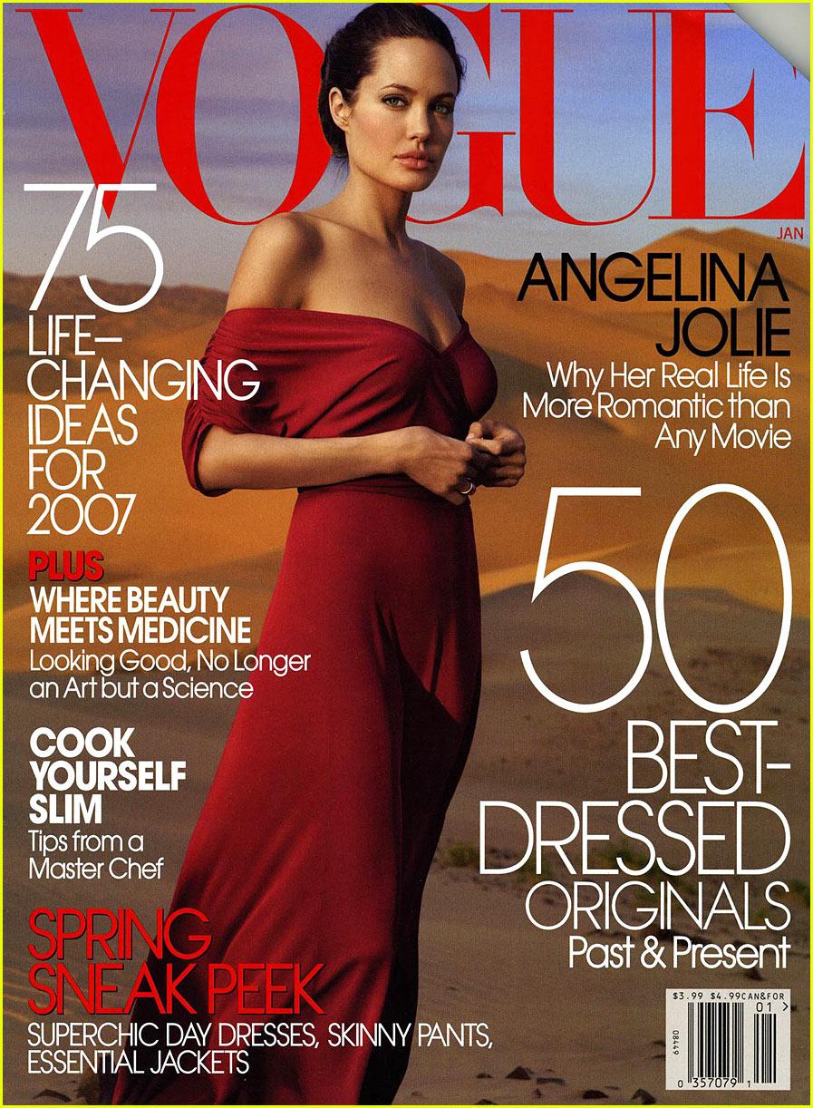 Okładki Vogue'a autorstwa Annie Leibowitz