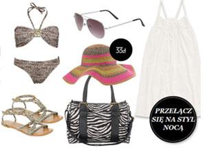 F&F - moda plażowa 2012