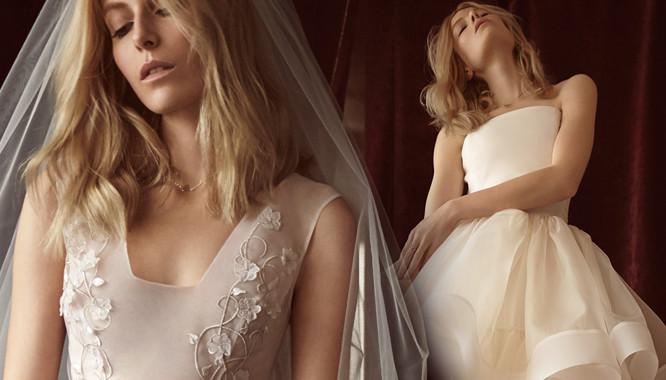 Romantyczne suknie ślubne Bizuu Bridal na wiosnę 2017