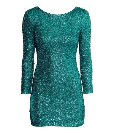 H&M - Sukienki idealne na wieczorną zabawę