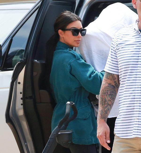 Kim Kardashian pokochała kolejną polską markę! (FOTO)