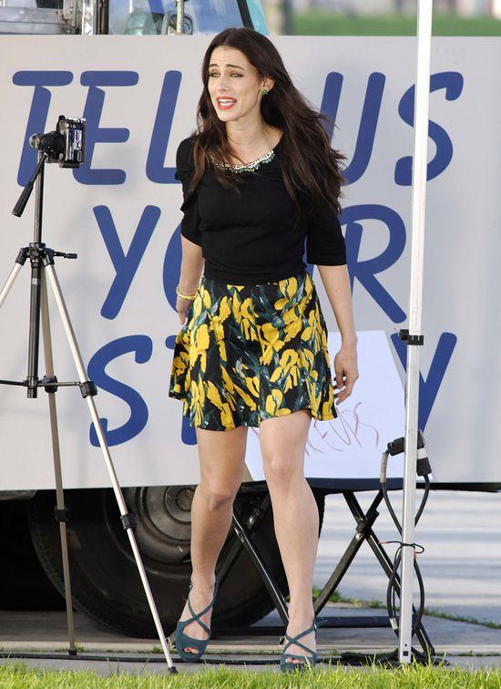 Jessica Lowndes w wiosennym wydaniu (FOTO)