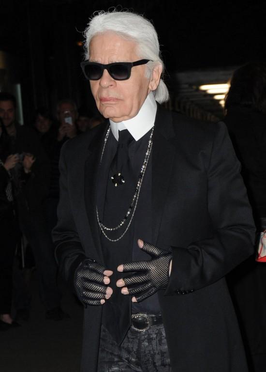 Szok! Wiedzieliście, że Karl Lagerdeld ma SIOSTRĘ?!