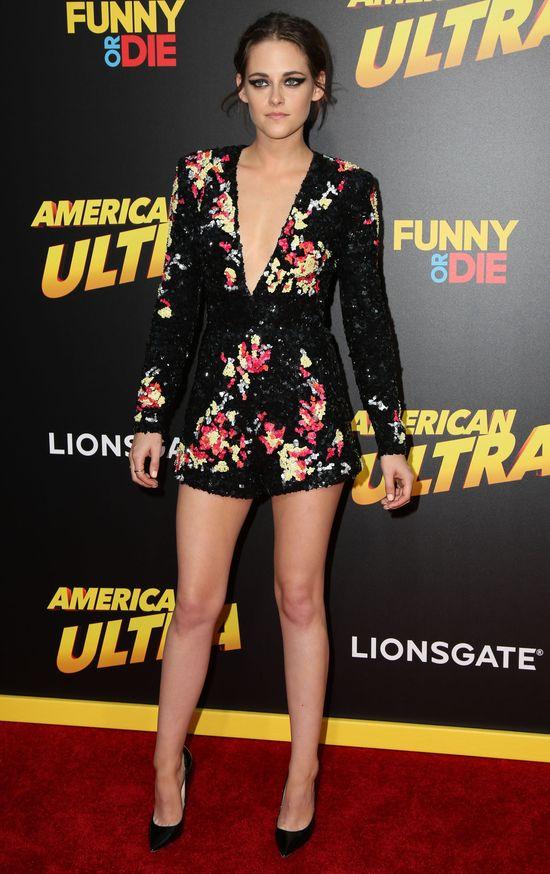 Kristen Stewart założyła szpilki i wyglądała zabójczo (FOTO)