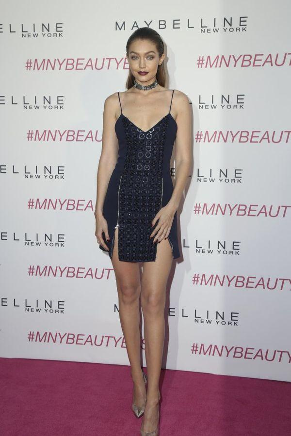 Gigi Hadid - dwa dni, dwie różne czerwonodywanowe stylizacje