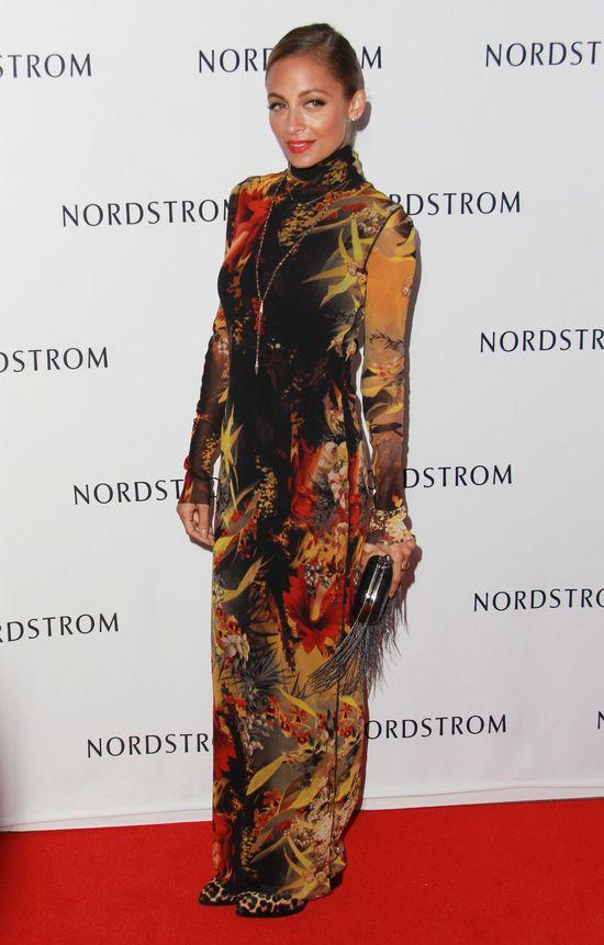 Nicole Richie w Jean Paul Gaultier