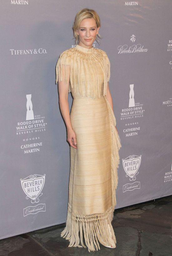 Stylizacje Cate Blanchett
