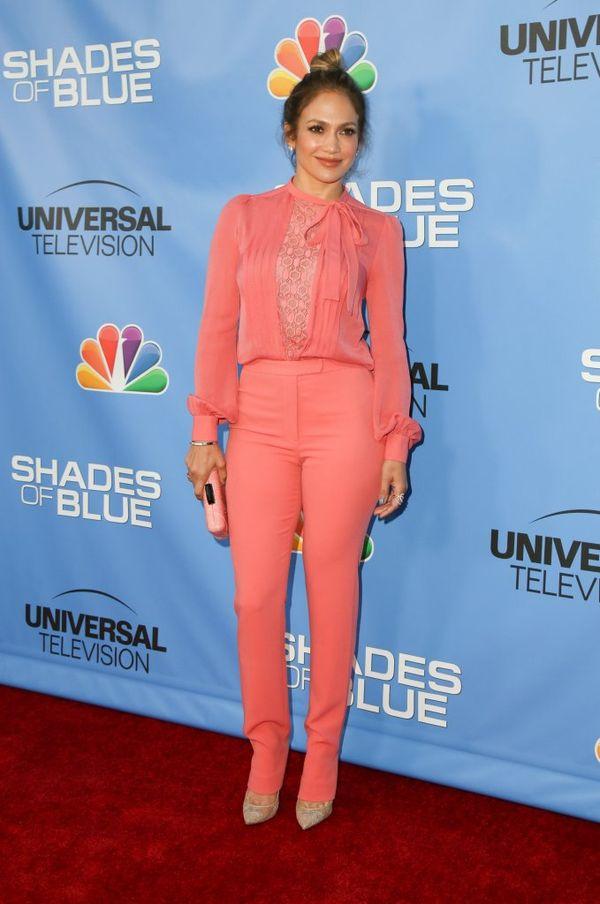 Jennifer Lopez chciała udowodnić wszystkim, ze nie stosuje botoxu?