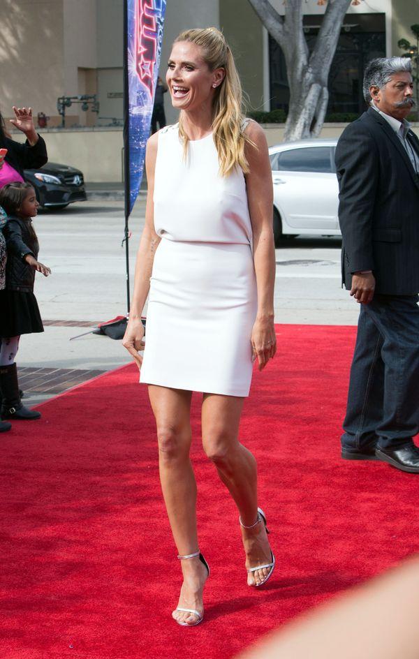 Padniecie, gdy zobaczycie ogromną garderobę Heidi Klum! (FOTO)