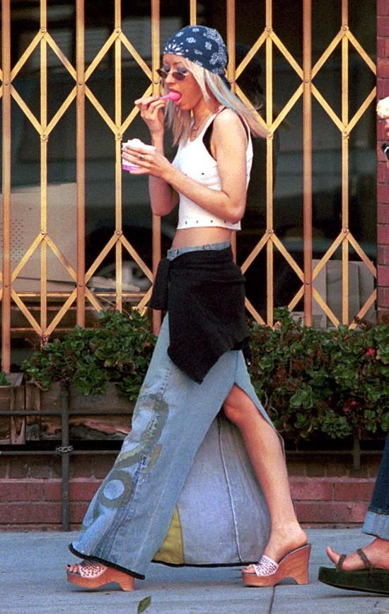 Moda sprzed lat: Gwiazdy w latach 2000-2004