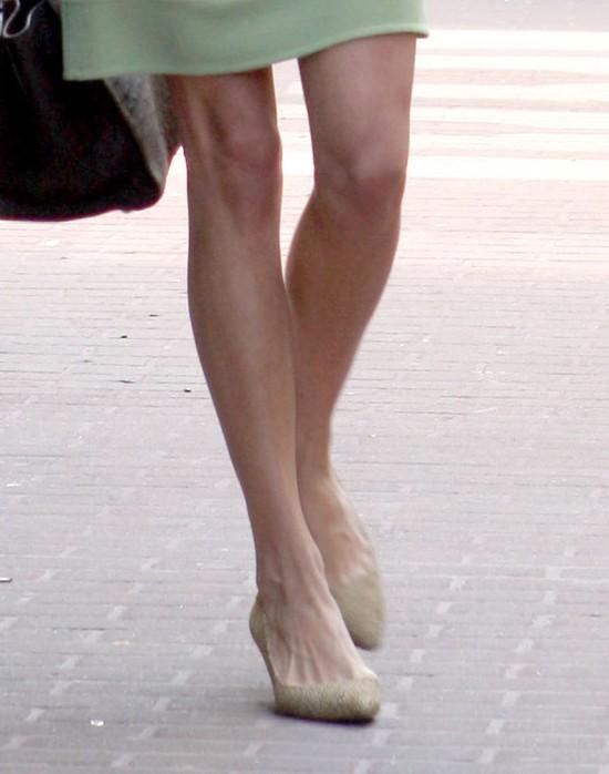Amal Alamuddin i jej długie nogi (FOTO)