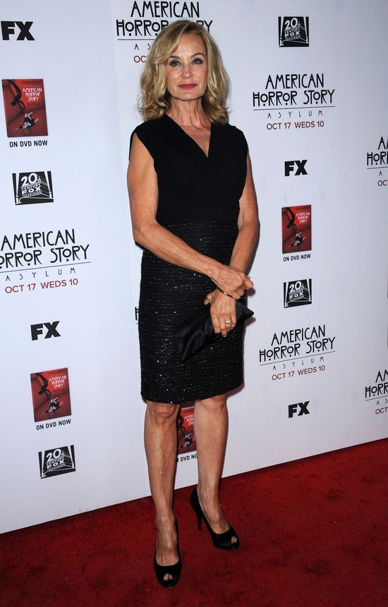 64-letnia Jessica Lange gwiazdą kampanii Marc Jacobs Beauty!