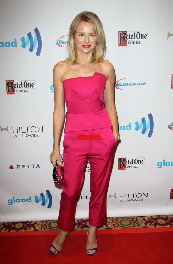 Rossum, Minogue i Watts na GLAAD Media Awards (FOTO)