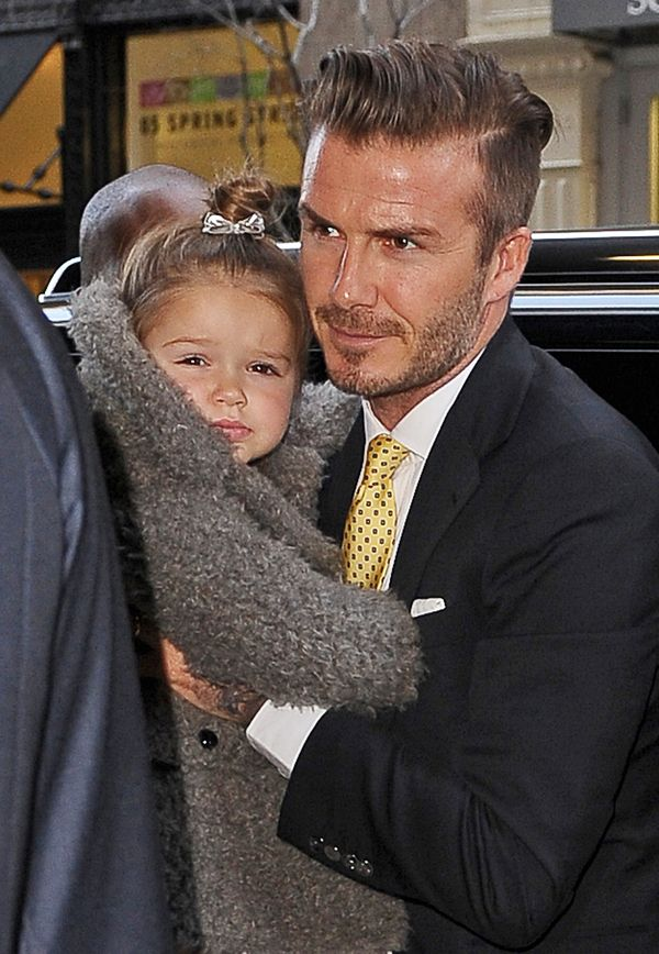 Victoria Beckham chce, aby Harper była jak North West?