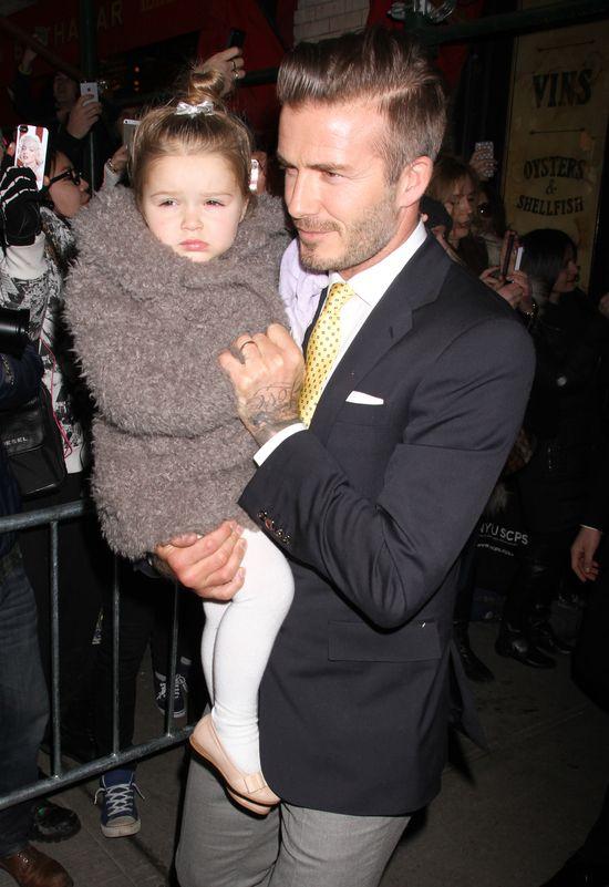 Zobaczcie pierwszy projekt małej Harper Beckham! (FOTO)
