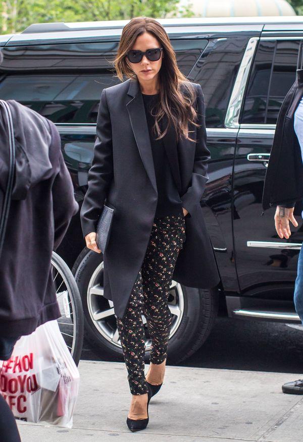 Beckham w ogniu krytyki - zatrudnia zbyt chude mode modelki?