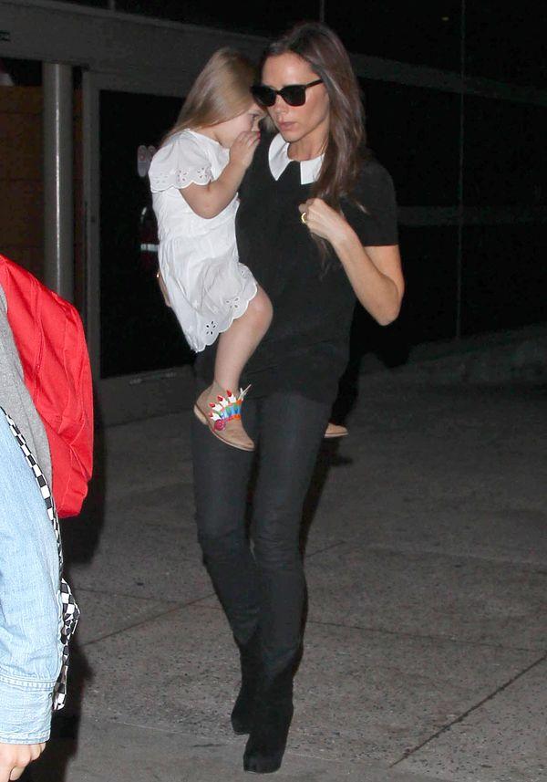 Victoria Beckham pęka z dumy! (FOTO)