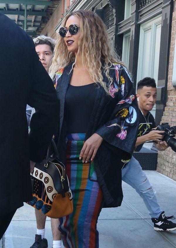 Beyonce udowadnia, że zasługuje na tytuł ikony stylu? (FOTO)