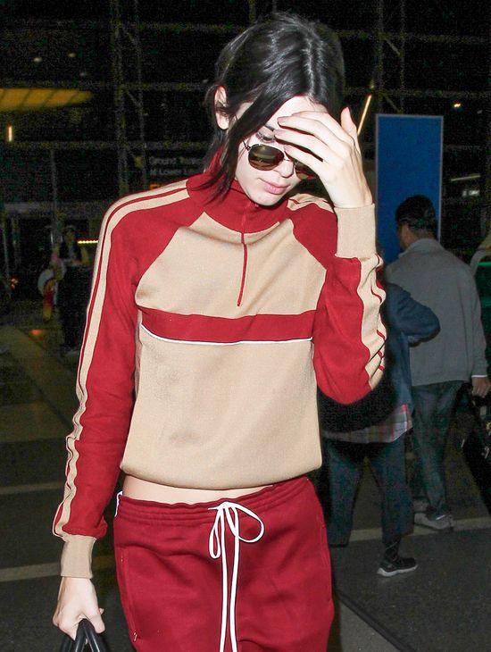 Czy to najgorsza stylizacja Kendall Jenner? (FOTO)