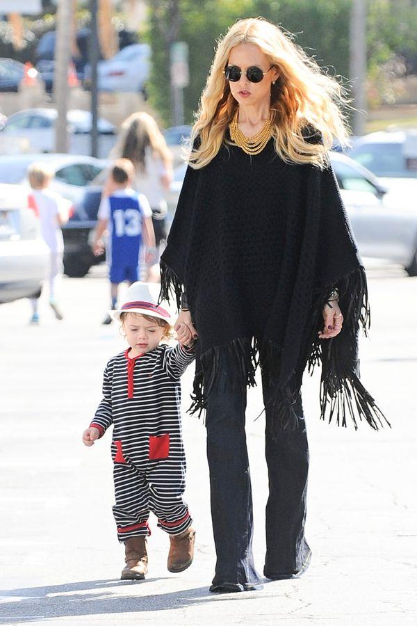 Rachel Zoe i jej świetne wyczucie stylu boho (FOTO)