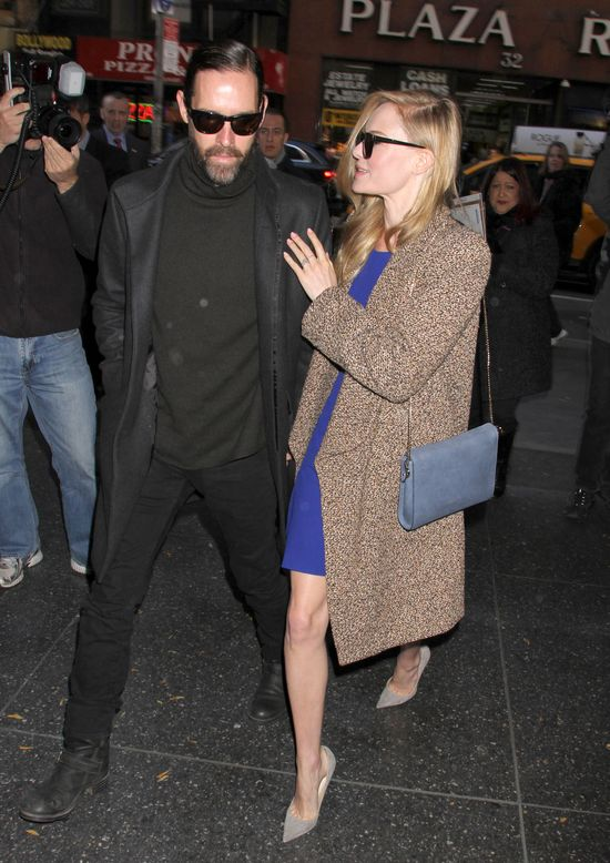 Kate Bosworth w sukience od Alexandera McQueena (FOTO)