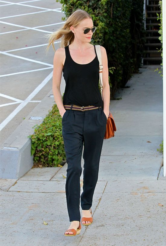 Casualowa elegancja Kate Bosworth (FOTO)
