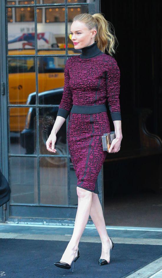 Kate Bosworth zachwyciła w Nowym Jorku (FOTO)