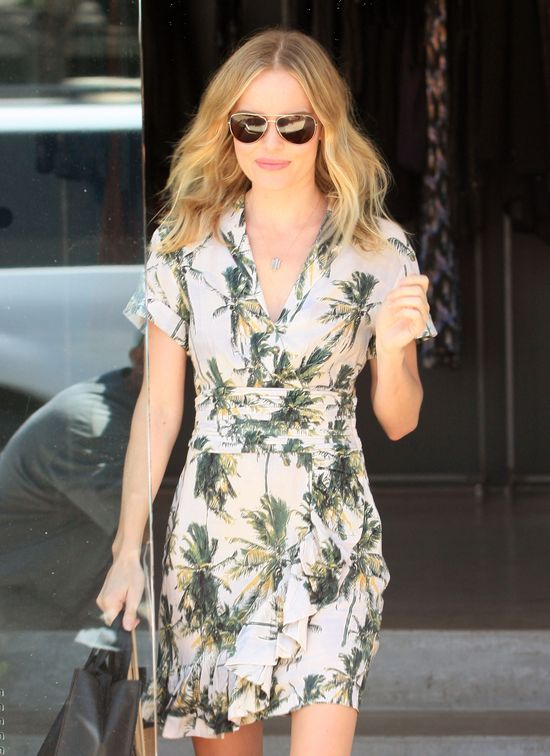 Kate Bosworth dla The Edit (FOTO)