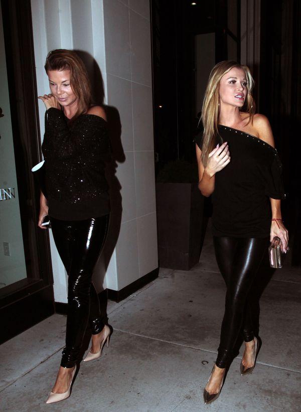 Krupa imprezuje z Górniak w Los Angeles. Ania wygląda jak milion dolarów....