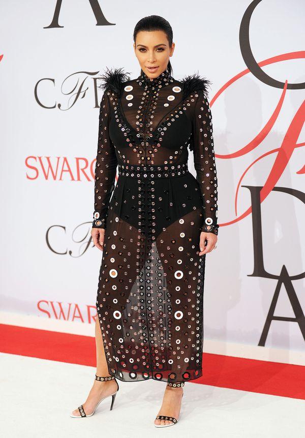 Spanxy mogą być niebezpieczne dla dziecka Kim Kardashian?