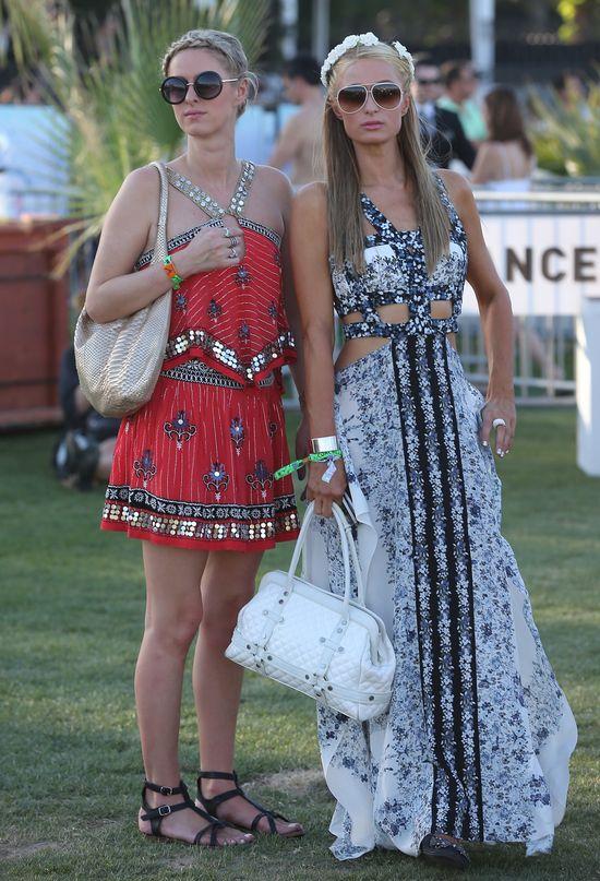 Stylizacje gwiazd na festiwalu Coachella (FOTO)