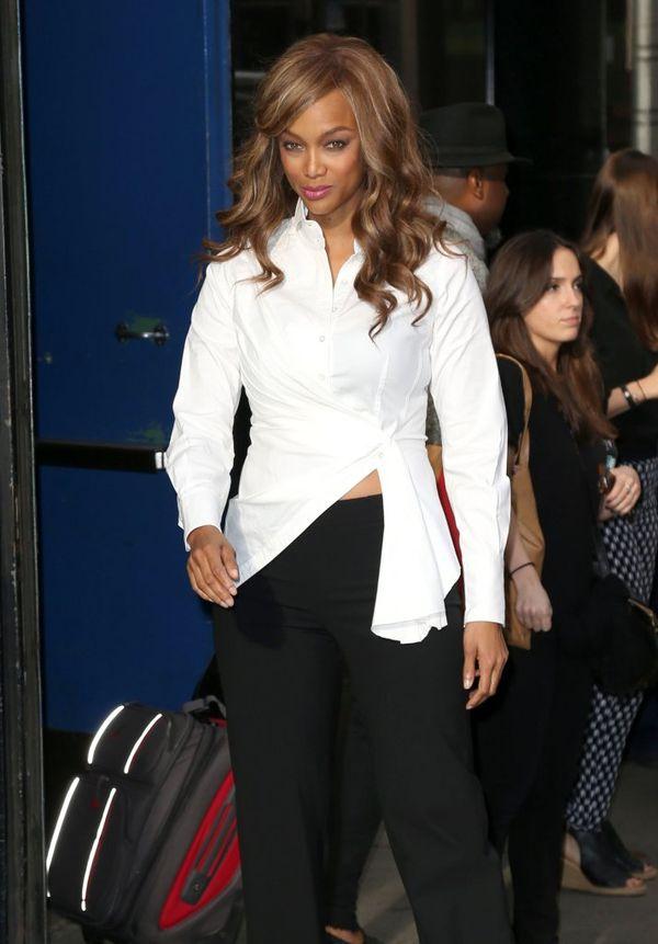 Zobacz, jak mieszka znana modelka, Tyra Banks! (FOTO)