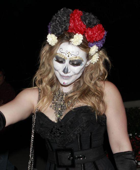 Halloweenowe stylizacje gwiazd (FOTO)
