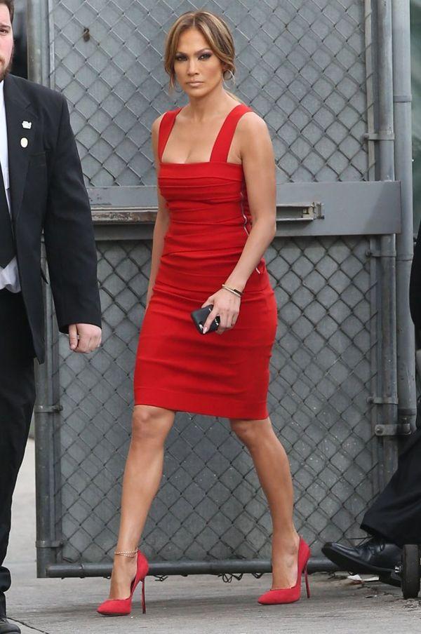 Dla Jennifer Lopez czas jest wyjątkowo łaskawy (FOTO)